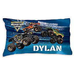 Monster Jam Arena Madness Pillowcase in Blue