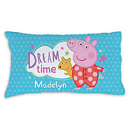 Peppa Pig Dreamtime Pillowcase in Blue