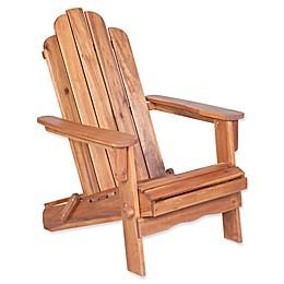 Forest Gate Eagleton Acacia Folding Adirondack Chair