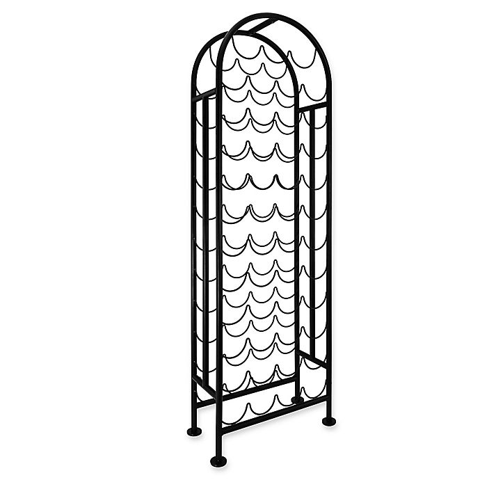 Alternate image 1 for Old Dutch International Classic Arch 47-Bottle Wine Rack