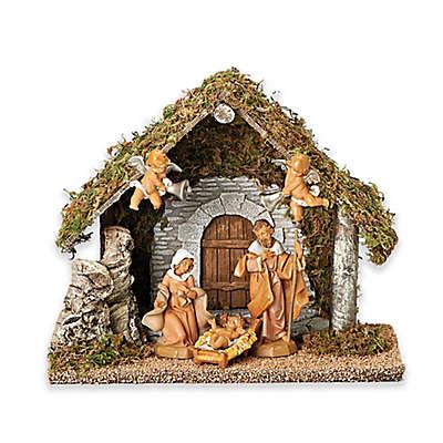 Fontanini 5-Piece Wedding Creche Figurine Set