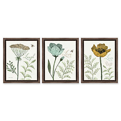 Spring Time Canvas Wall Art
