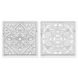 Tile 18-Inch Square Canvas Wall Art