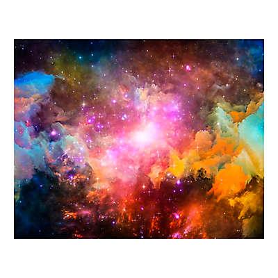 Galaxy Stars 9-Foot 10-Inch x 8-Foot 1-Inch Wall Mural