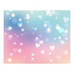 Sweet Hearts 9-Foot 10-Inch x 8-Foot 1-Inch Wall Mural