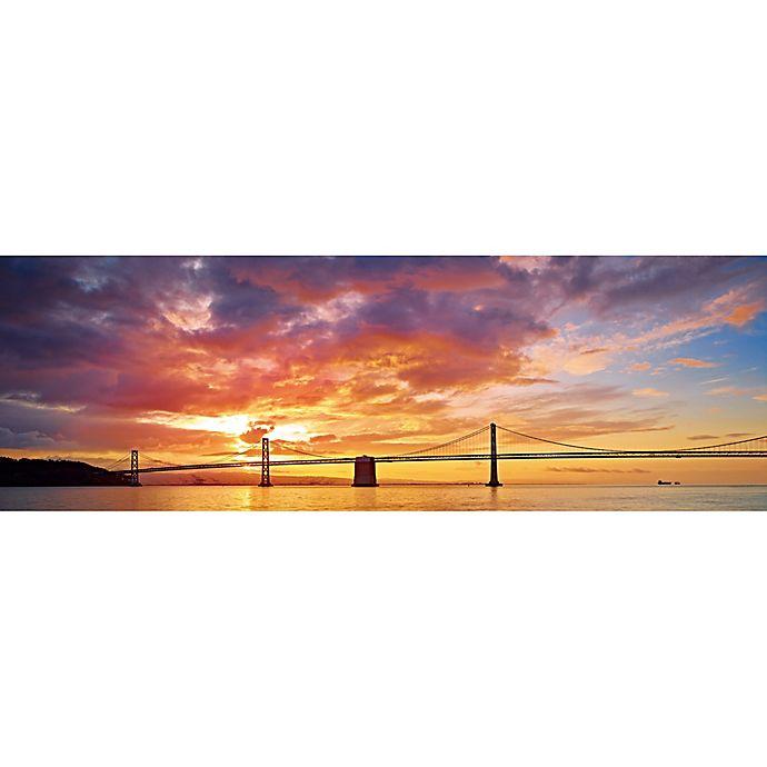 Open Window At Dusk: Elementem Photography Golden Gate At Dusk 20-Inch X 60