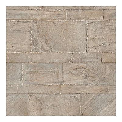 WallPops!® NuWallpaper™ Sandstone Wall Peel & Stick Wallpaper in Brown