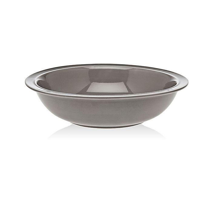 Alternate image 1 for Godinger Chaddsford Pasta Bowls in Slate (Set of 4)