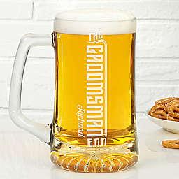 I Do Crew 25 oz. Groomsman Beer Mug