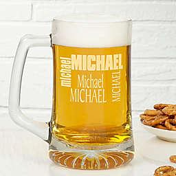Just For You 25 oz. Beer Mug