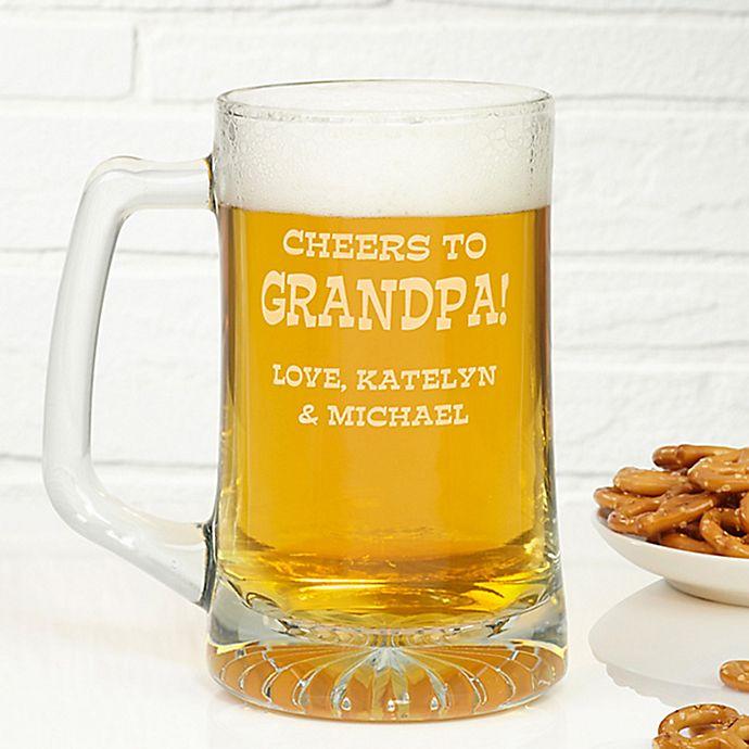 Alternate image 1 for Cheers! 25 oz. Beer Mug
