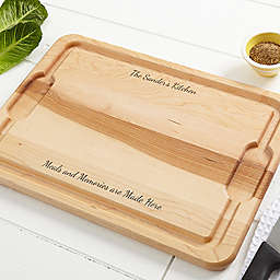 You Name It XL 15-Inch x 21-Inch Cutting Board