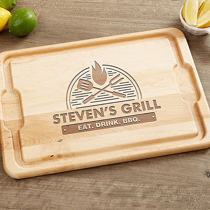 Alternate image 1 for The Grill XL 15-Inch x 21-Inch Cutting Board