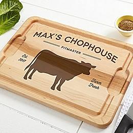 Farmhouse Kitchen XL 15-Inch x 21-Inch Cutting Board