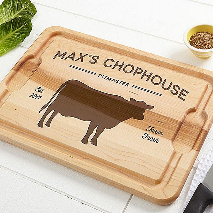 Alternate image 1 for Farmhouse Kitchen XL 15-Inch x 21-Inch Cutting Board