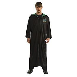 Harry Potter™ Black Slytherin™ Robe Adult Halloween Costume