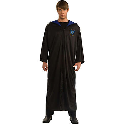 Harry Potter™ Black Ravenclaw™ Robe Adult Halloween Costume