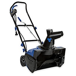 Snow Joe Ultra 18-Inch 13-Amp Electric Snow Thrower in Blue