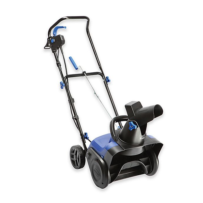 Alternate image 1 for Snow Joe Ultra 15-Inch 11-Amp Electric Snow Thrower in Blue