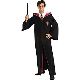 Harry Potter Deluxe Robe Adult One-Size Costume
