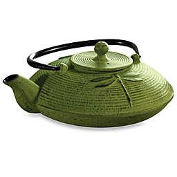 Primula Tea® Cast Iron 28-Ounce Teapot in Green