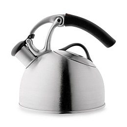 OXO Good Grips® Uplift™ Brushed Stainless Steel Tea Kettle