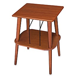 Crosley Manchester Entertainment Stand ST66 - Paprika