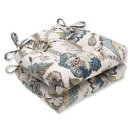 Pillow Perfect Finders Keepers Reversible Chair Pad (Set of 2)