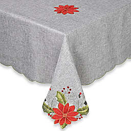 Joyful Christmas Tablecloth