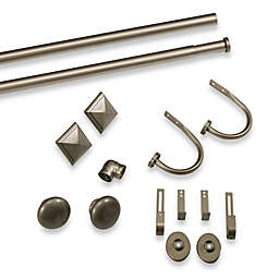 Cambria® Outdoor Living® Decorative Window Hardware - Brushed Nickel
