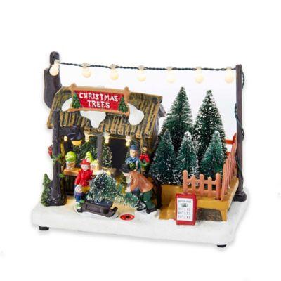 Kurt Adler 7-Inch LED Christmas Tree Shop | Bed Bath & Beyond