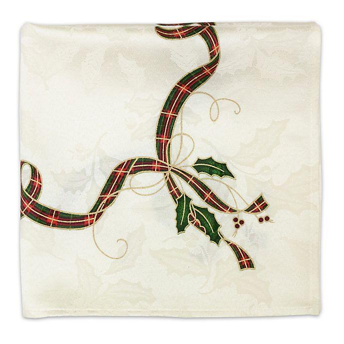 Alternate image 1 for Lenox® Holiday Nouveau Melody Napkin