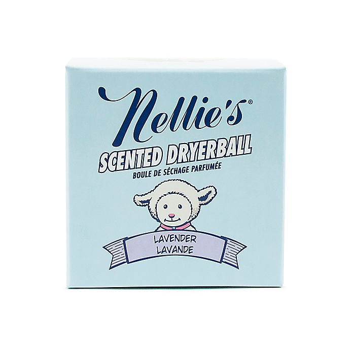 Alternate image 1 for Nellie's All-Natural Lavender Scented Wool Dryerball