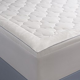 Allied Home Climate Cool Mattress Pad in White