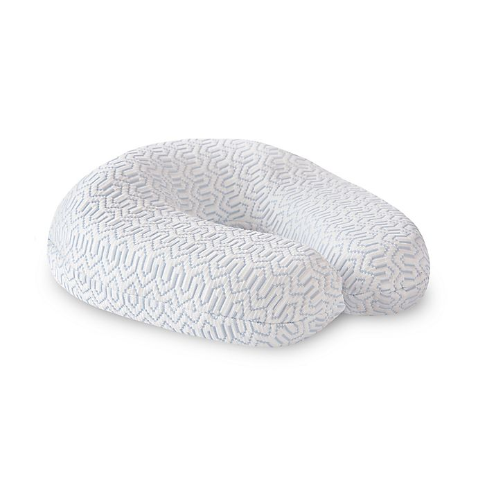 Alternate image 1 for Therapedic® Cool to the Touch Neck Pillow