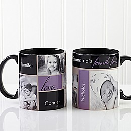 My Favorite Faces 11 oz. Photo Coffee Mug