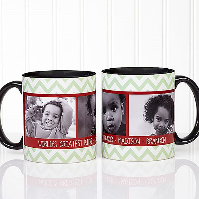 Alternate image 1 for Picture Perfect Christmas Photo Mug