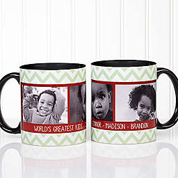 Picture Perfect Christmas Photo Mug