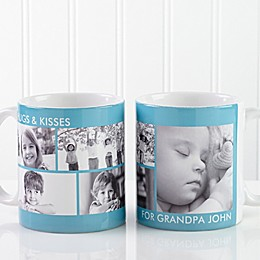 Picture Perfect 11 oz. 5-Photo Coffee Mug