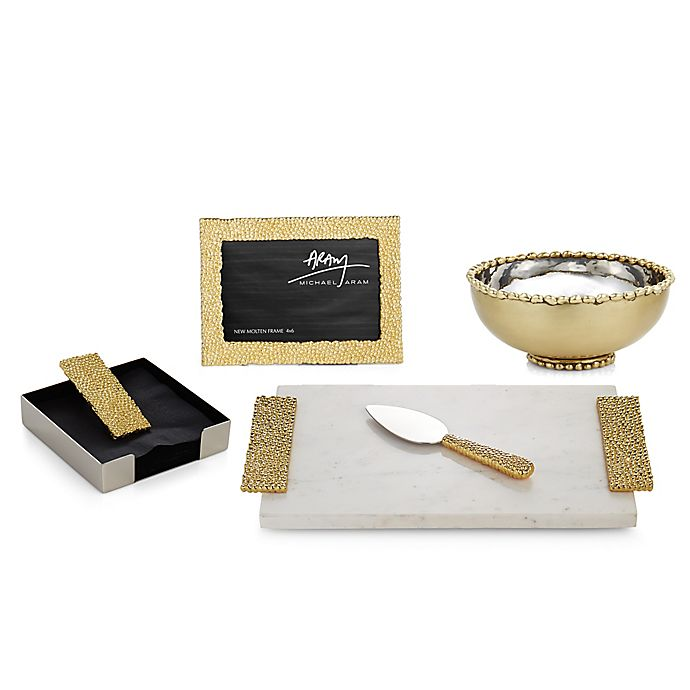 Alternate image 1 for Michael Aram Molten Gold Fine Giftware Collection