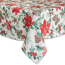 Bardwil Linens Kingsberry Tablecloth