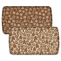 GelPro® Elite Gingerbread Kitchen Mat