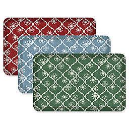 NewLife® by GelPro® Designer Comfort Holiday Trellis