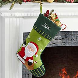 Christmas Family Santa Christmas Stocking