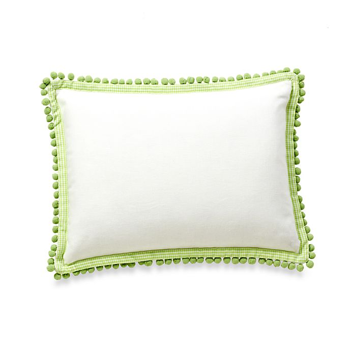 Alternate image 1 for Whistle & Wink™ Butterly Party 12-Inch x 16-Inch Throw Pillow