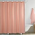 Jana Shower Curtain in Blush