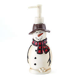 Avanti Snowmen Gathering Lotion Pump