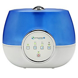 PureGuardian® 120-Hour Ultrasonic Warm and Cool Mist Humidifier in Blue