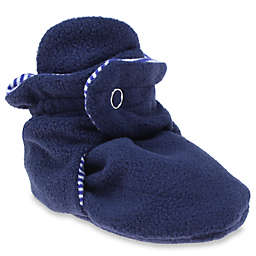 Capelli New York Fleece Slipper in Navy