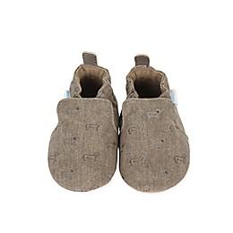 Robeez® Soft Sole Puppy Love Shoe in Brown